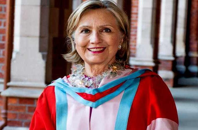 hillary-clinton-appointed-chancellor-of-queens-university-in-belfast-Global-Politics-DKODING