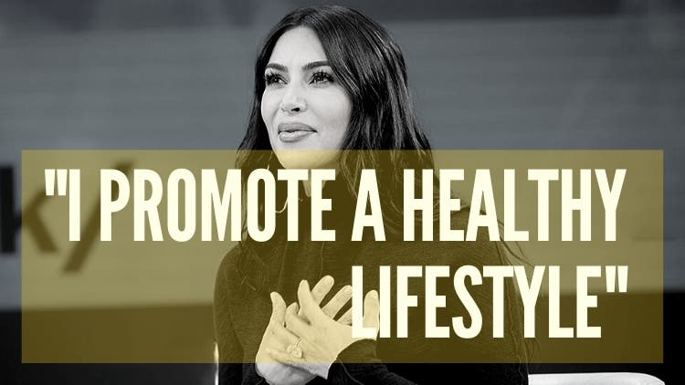 Kim Kardashian's 4H Lifestyle – If You Are Happy, Hungry, Horni – You Are Hot & Healthy