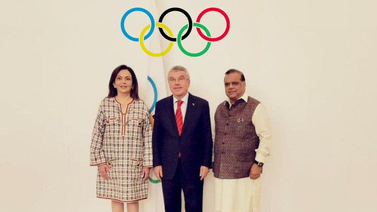 india hosts ioc session - sports - dkoding