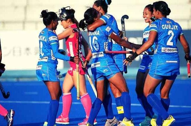 indian women hockey team fih - sports - dkoding