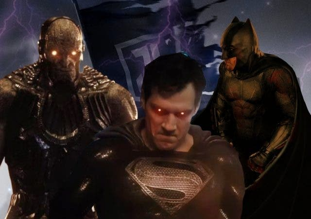 Snyder Cut New trailer