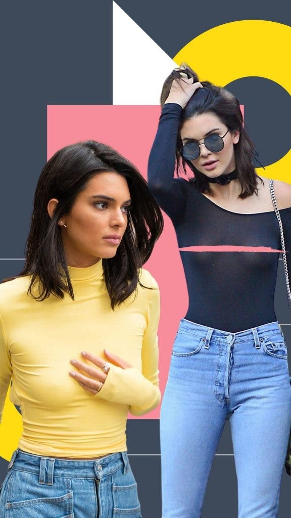 Kendall Jenner Who Have Rocked The Small Breasts Trend