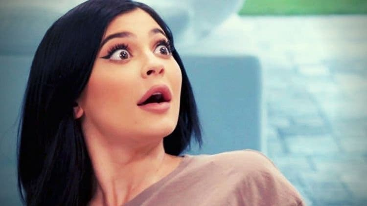 """Did Kylie Jenner announce """"I'm Pregnant"""" at Khloe's birthday bash?"""