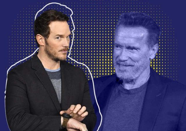 Wild theories about how Chris Pratt and his famous father in law Arnold Schwarzenegger get along