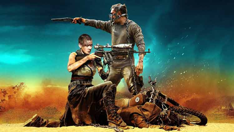 MAD MAX director George Miller reveals plans for two sequels
