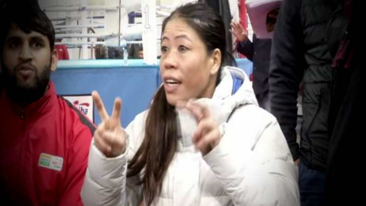 mary-kom-snubs-nikhat-zareen-refuses-to-shake-hands-Others-Sports-DKODING