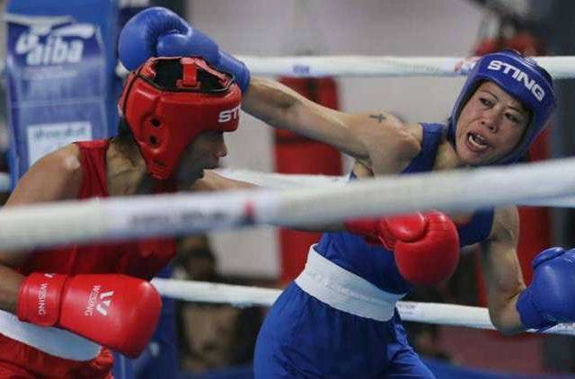 mary-kom-snubs-nikhat-zareen-refuses-to-shake-hands-after-bout-Others-Sports-DKODING