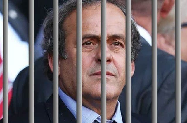 michel platini arrested - sports - dkoding