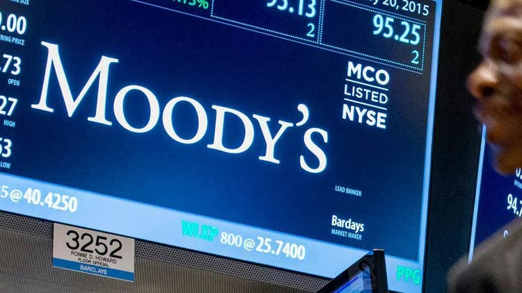 Moody's cut India's outlook to negative