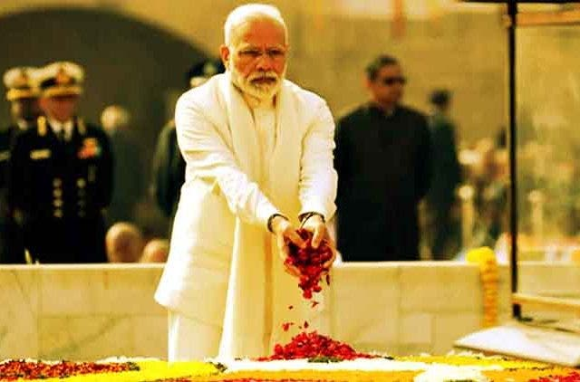 narendra-modi-tribute-rajghat-delhi-videos-DKODING