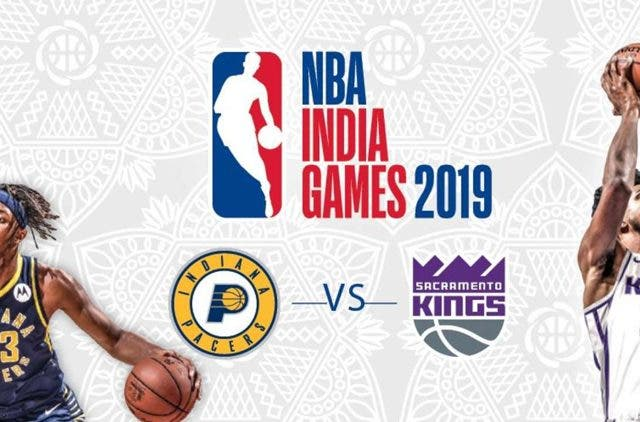NBA India Games 2019: Indiana Pacers to lock horns with Sacramento Kings