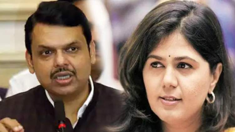 pankaja-munde-removes-bjp-twitter-bio-India-Politics-DKODING