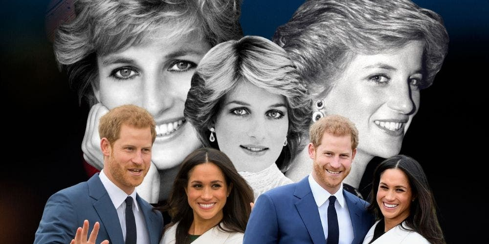 Meghan Markle, Princess Diana, and Prince Harry are tied together with fate. Who'll carry the legacy ahead?