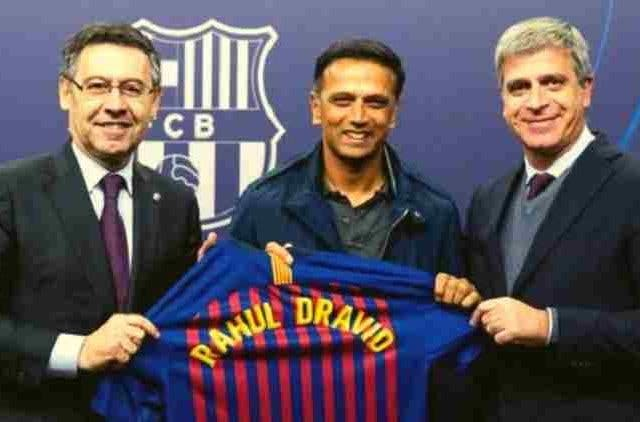 rahul-dravid-at-camp-nou-football-sports-DKODING