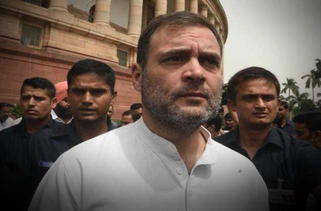 rahul-gandhi-accuses-BJP-murdering-democracy-in-maharashtra-India-Politics-DKODING