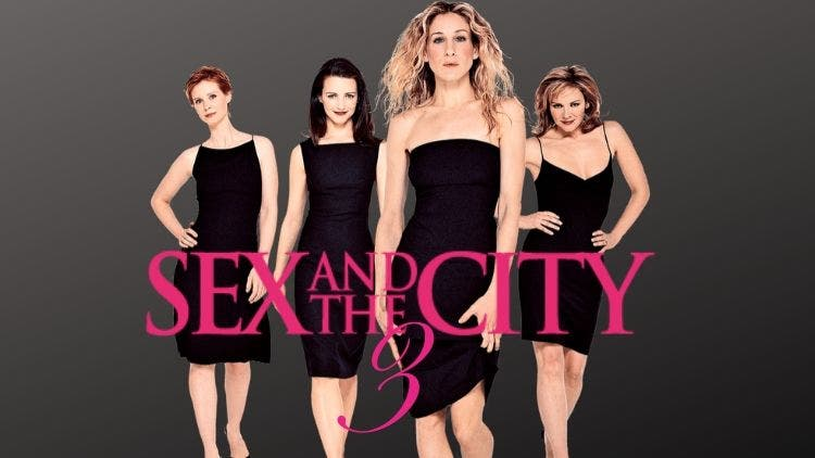 The Sexcapades Have Begun Again. Say Hi To Sex And The City 3