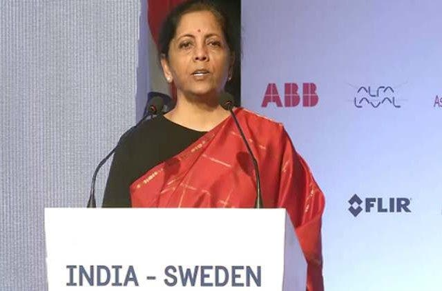 sitharaman-invites-swedish-businesses-to-build-smart-cities-in-india-Economy-Money-Markets-Business-DKODING