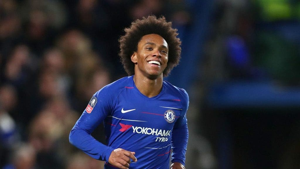 Best Free Transfers of Summer 2020 Willian