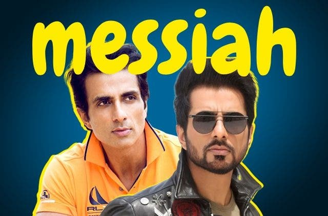Sonu Sood The Messiah
