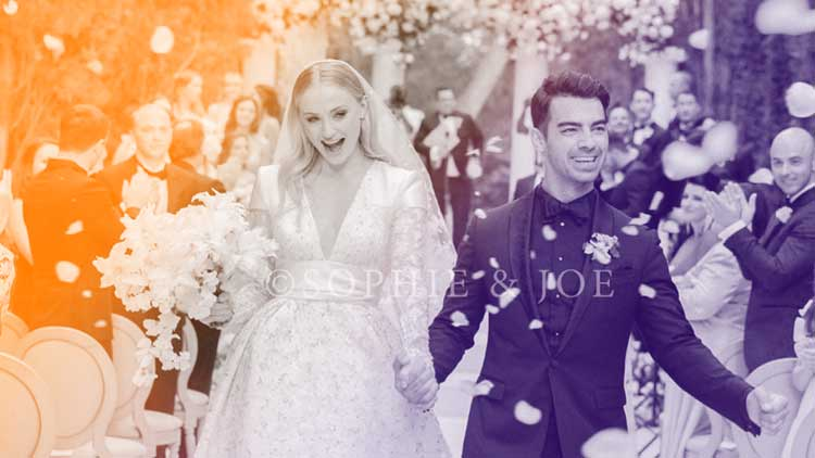 Sophie Turner's gown took 1000 man hours and much more