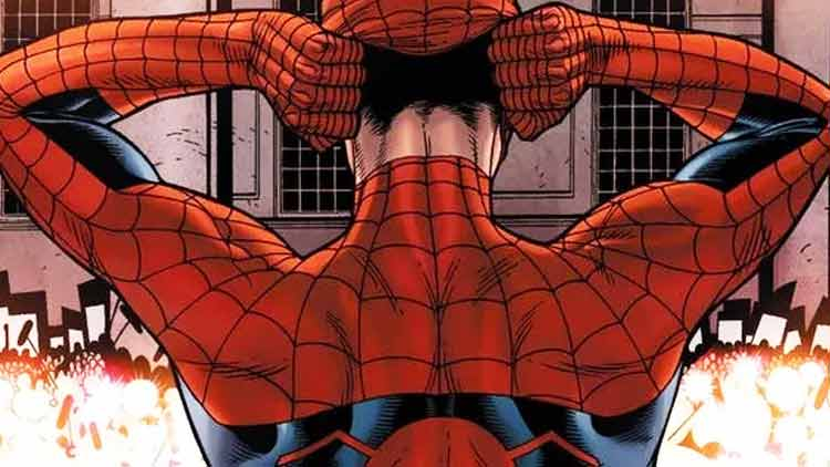Spider-Man Identity reveled
