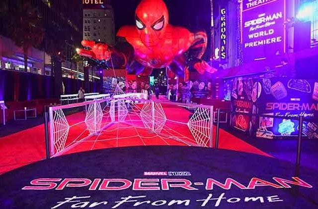 spiderman-premier-trending-today-DKODING