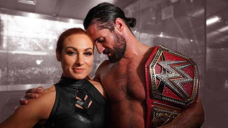 Seth Rollins' girlfriend saved the day at WWE Stomping Grounds