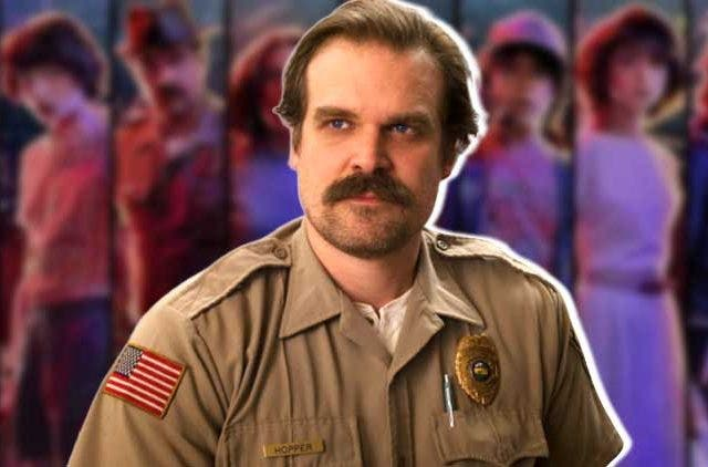 Stranger Things, Hopper — Back From The Dead