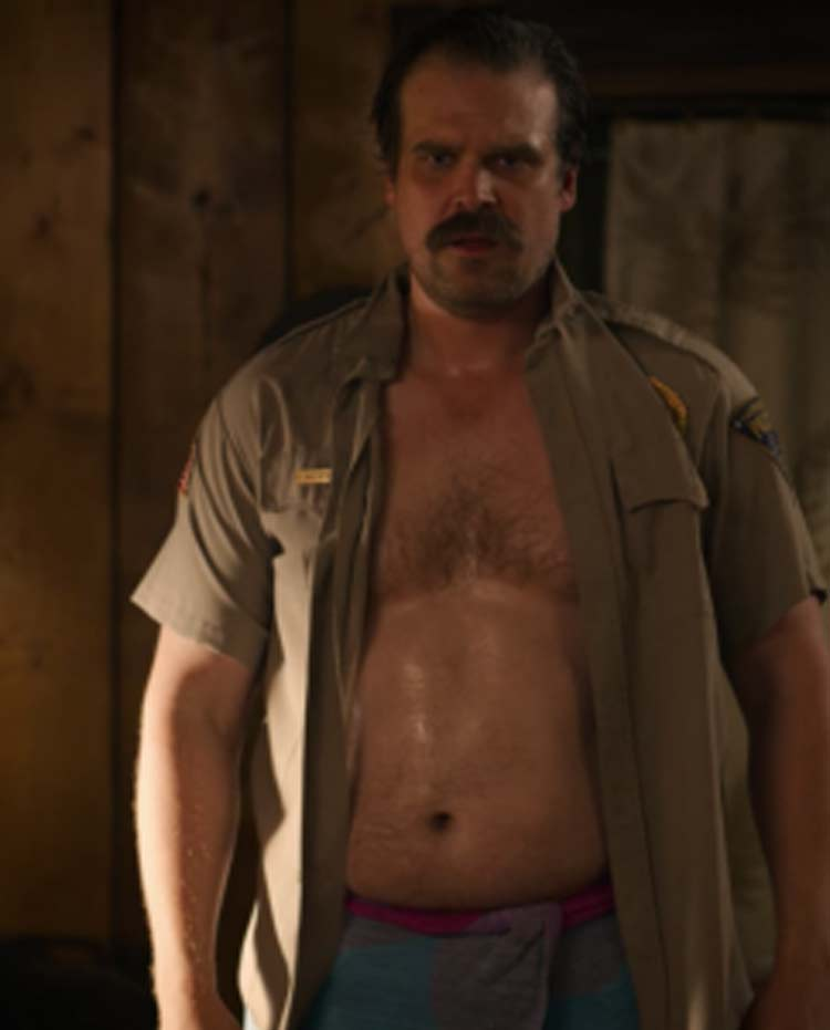 Netflix Stranger Things Hopper Set To Come Back from the Dead