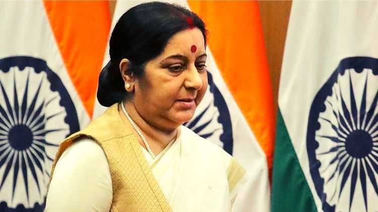 sushma-swaraj-replaced-external-minister-trending-today-DKODING