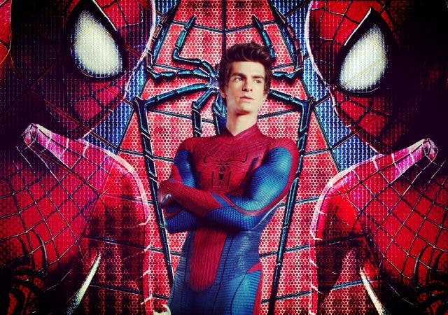 Andrew Garfield Spider-Man suit