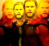 Thor Looks Love and Thunder