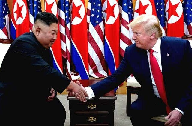 trumph-and-kim-DMZ-theatrics-or-real-Dkoding-Newsline
