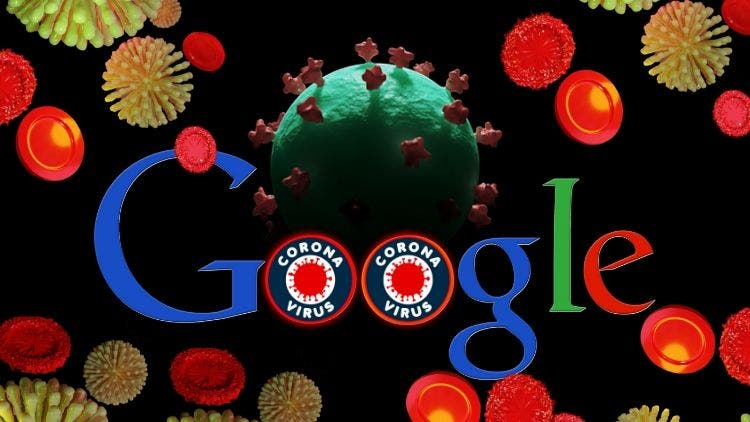 Need Authentic Info On Coronavirus — Visit Google Covid-19 Website Only