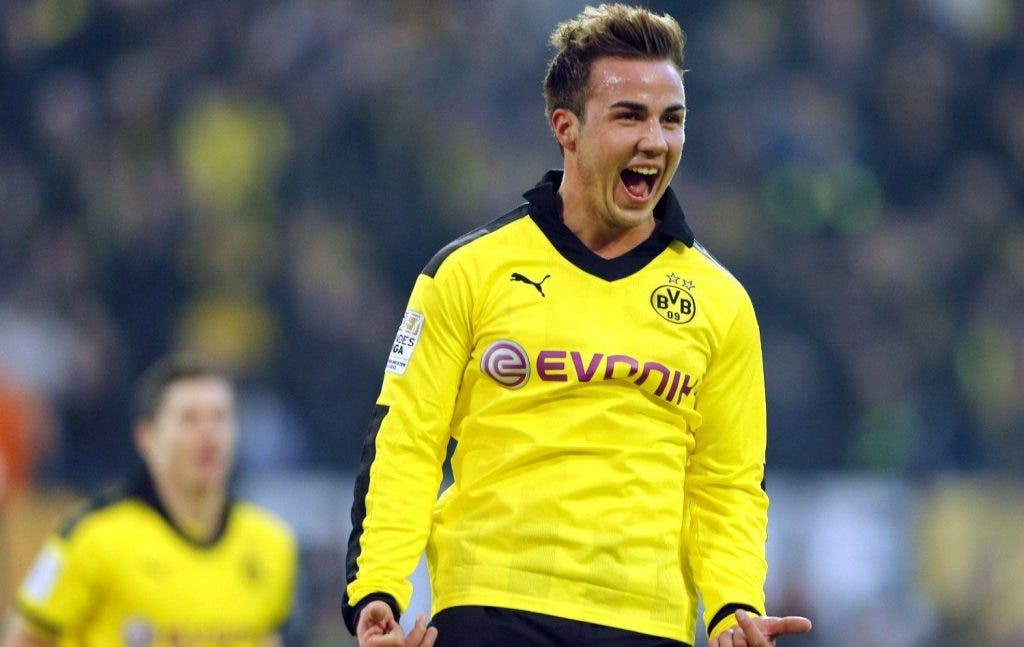Mario Goetze Best Free Transfers of Summer 2020