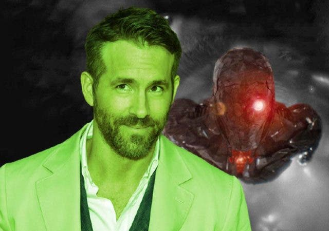 Zack Snyder's Justice League Green Lantern Martian Manhunter