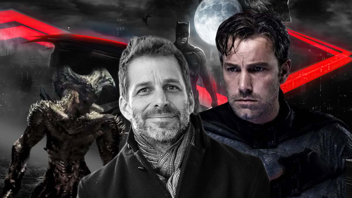 Zack Snyder's Justice League R Rated