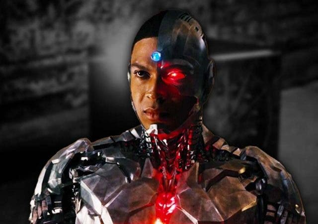 Zack Snyder's Justice League Cyborg