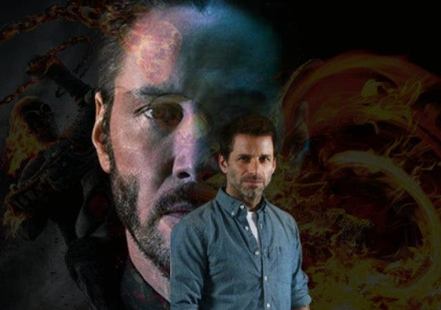 Zack Snyder Ghost Rider